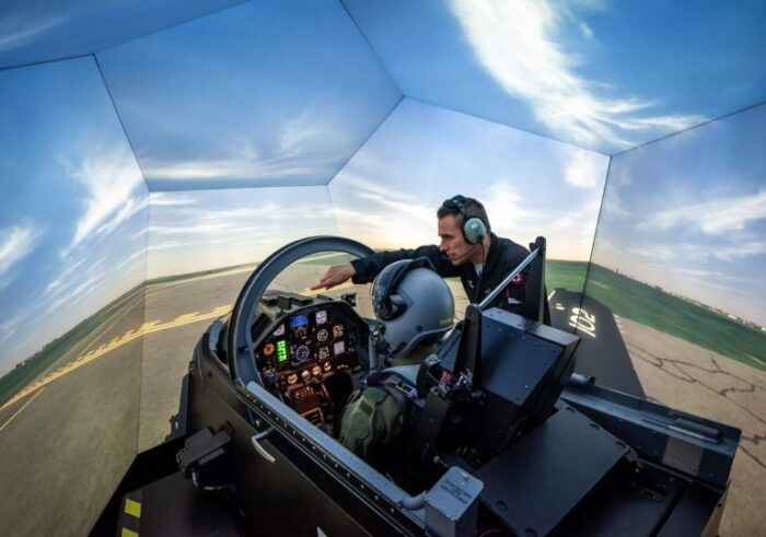 Military Aerospace Simulation and Training Devices